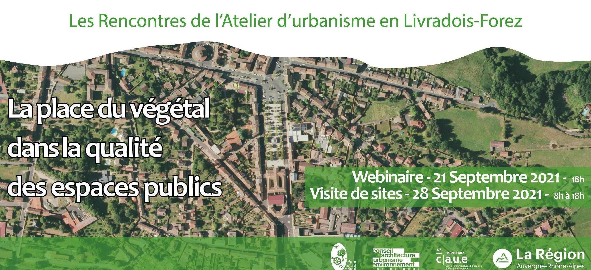 Végétal espaces publics